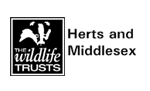 Herts and Middlesex Wildlife Trust logo